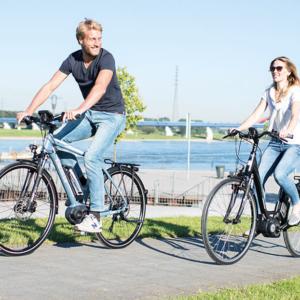 Gebruikte elektrische fietsen