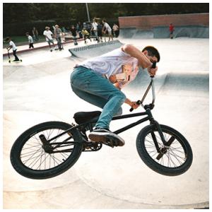 Gebruikte BMX/Freestyle fiets